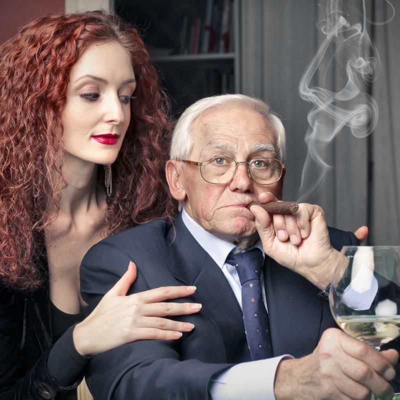 Aging Divorces
