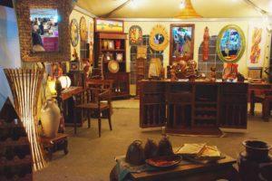 Visit an Antique Store