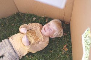 Make a Box Fort