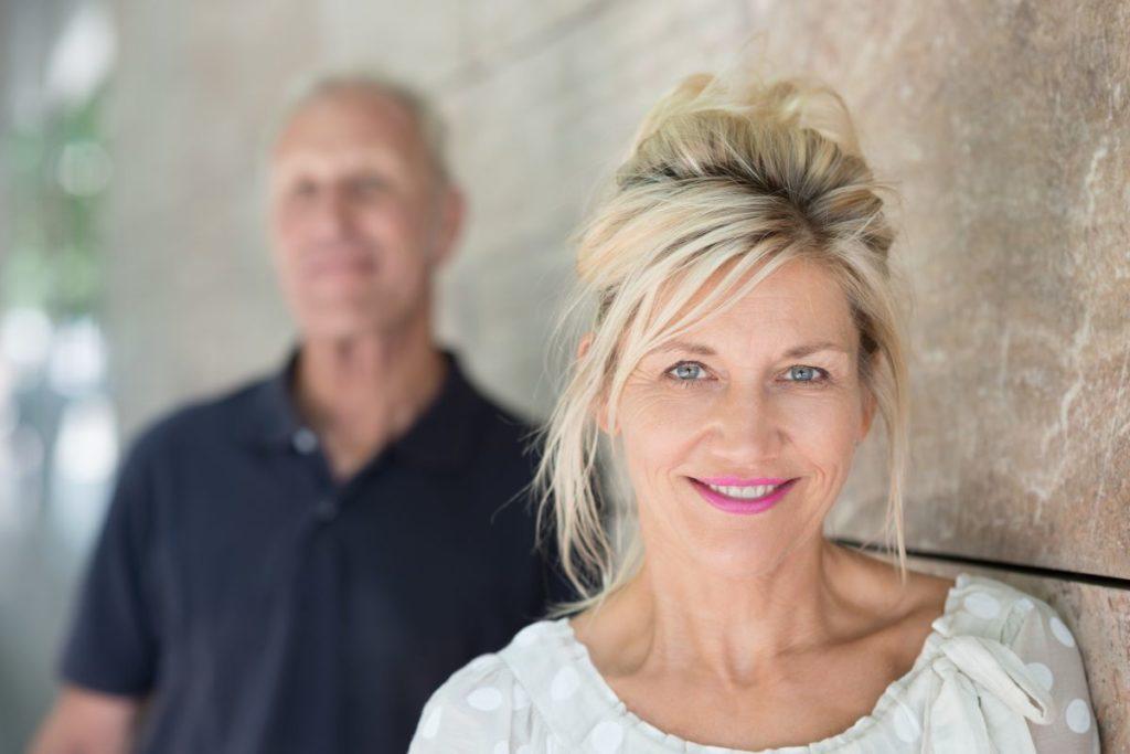 couple amicable divorce