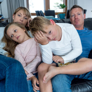 covid family