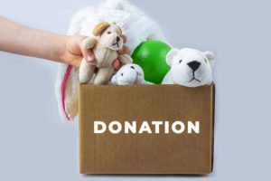 Volunteering and Donating