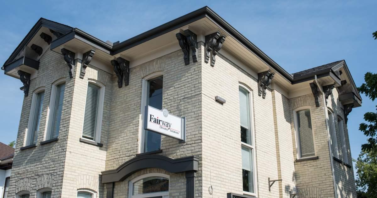 Fairway Divorce Waterloo Building Exterior