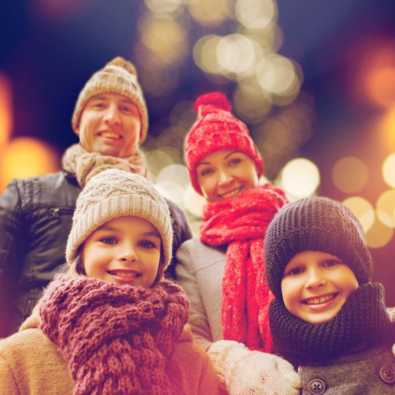 Family Christmas Holidays