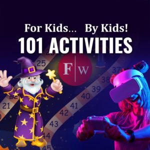 101 Activities for Kids... By Kids!