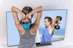 Livestream Workout