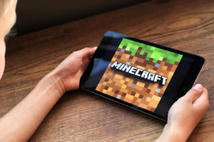 Playing Minecraft with Your Kids