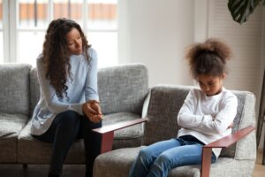 Help children adjust after divorce with professional counselling