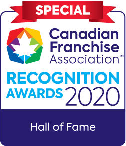 Canadian Franchise Association Recognition Awards 2020 Hall of Fame