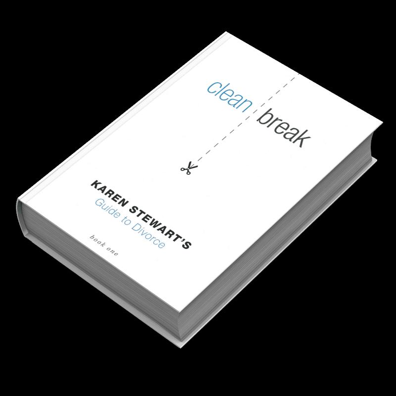 Clean Break - Guide to Divorce